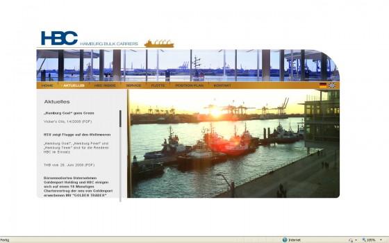 Hamburg Bulk Carrier