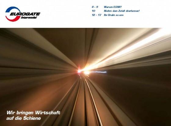 Eurogate Intermodal Mailing