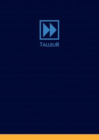 Talleur Broschuere