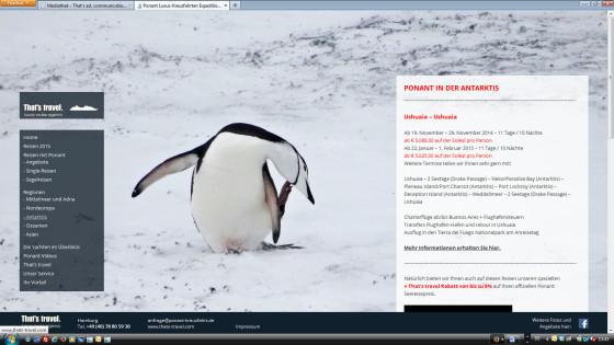 Ponant-Kreuzfahrt-Antarktis