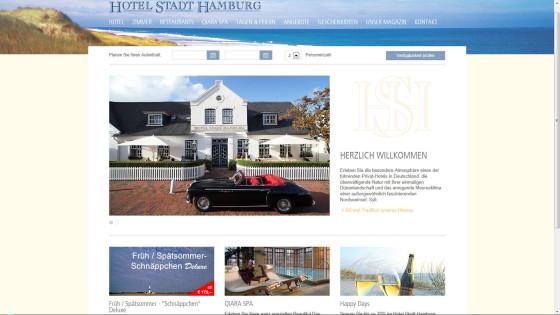 hotel stadt hamburg sylt that 39 s ad communication werbeagentur f r den mittelstand hamburg. Black Bedroom Furniture Sets. Home Design Ideas